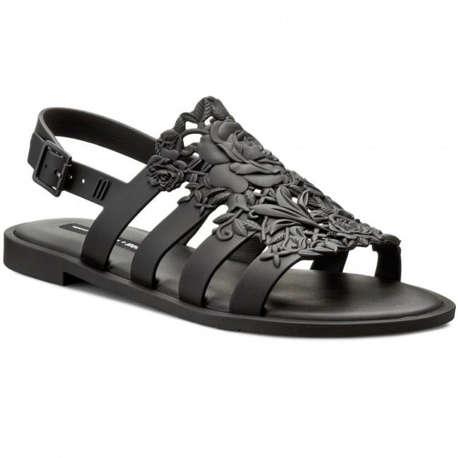 Sandals MELISSA - Boemia Flower + Alexan 31838 Black 01003