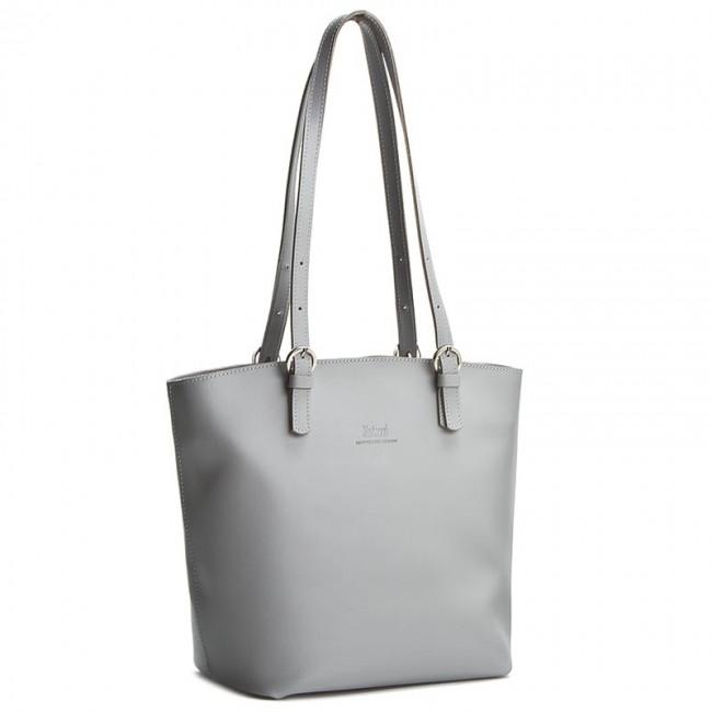 Handbag METOZZI - 928 Grey