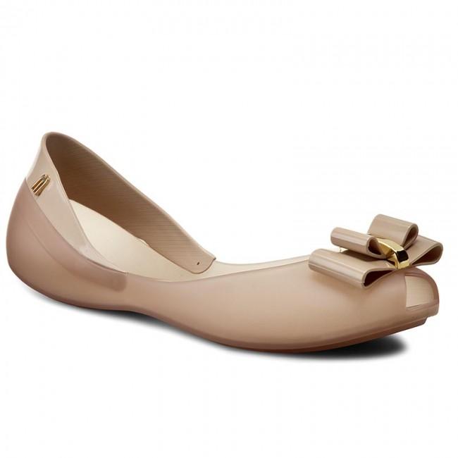 Flats MELISSA - Queen V Ad 31818 Brown 06213