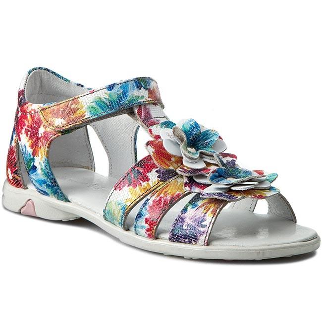 Sandals KORNECKI - 03179 W/Kwbial/S