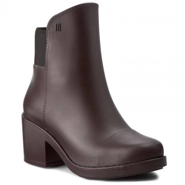 Boots MELISSA - Elastic Boot Ad 31774 Wine 01562