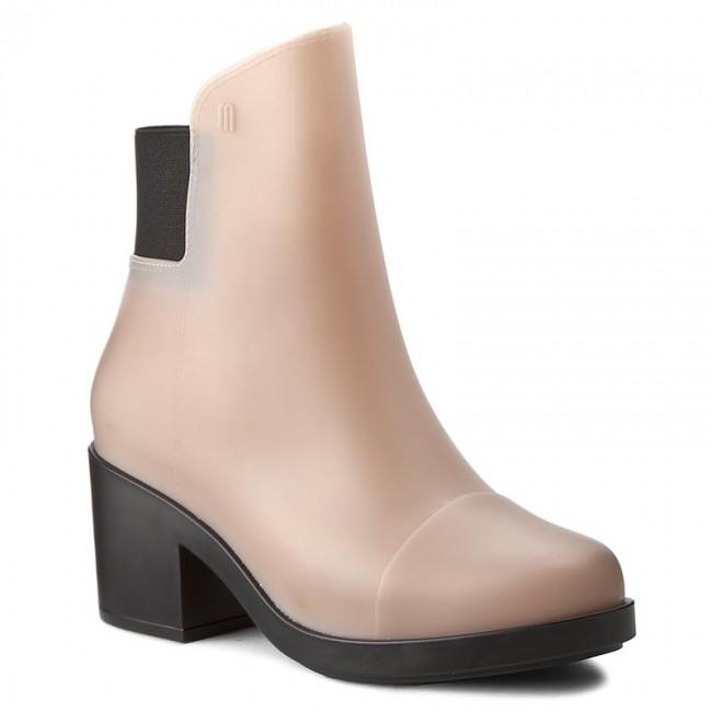 Boots MELISSA - Elastic Boot Ad 31774 Br Milky/Black 52872