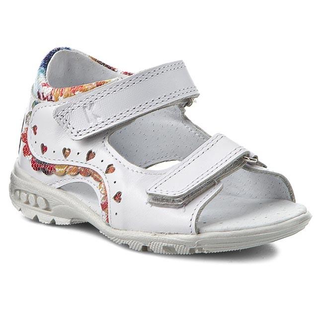 Sandals KORNECKI - 03968 Biały/S