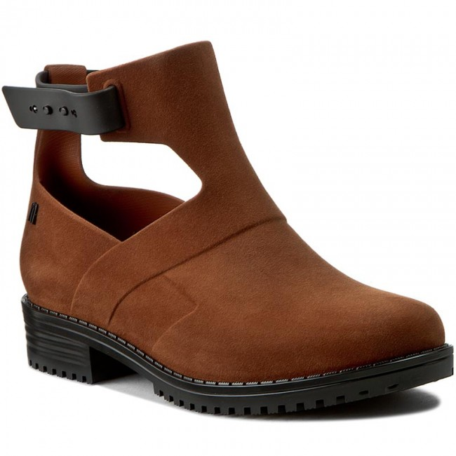 Boots MELISSA - Antres II Ad 31816 Brown/Black 51620