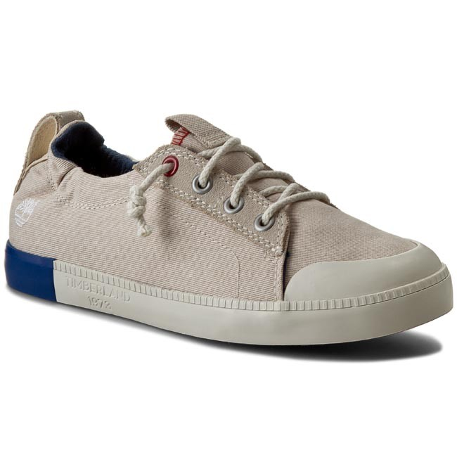 Plimsolls TIMBERLAND - Newport Bay Canvas A16NI P Off