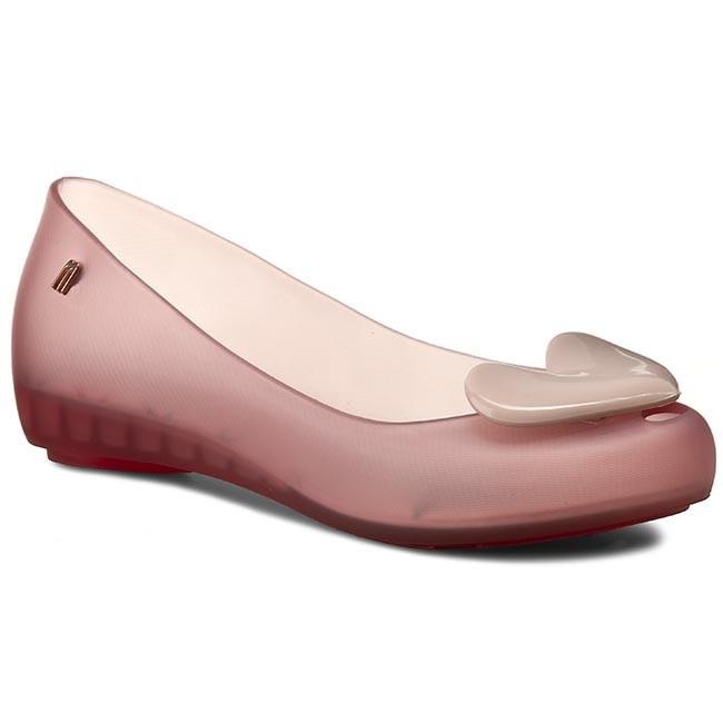 Flats MELISSA - Ultragirl + Alic No P 31872 Light Pink 06355