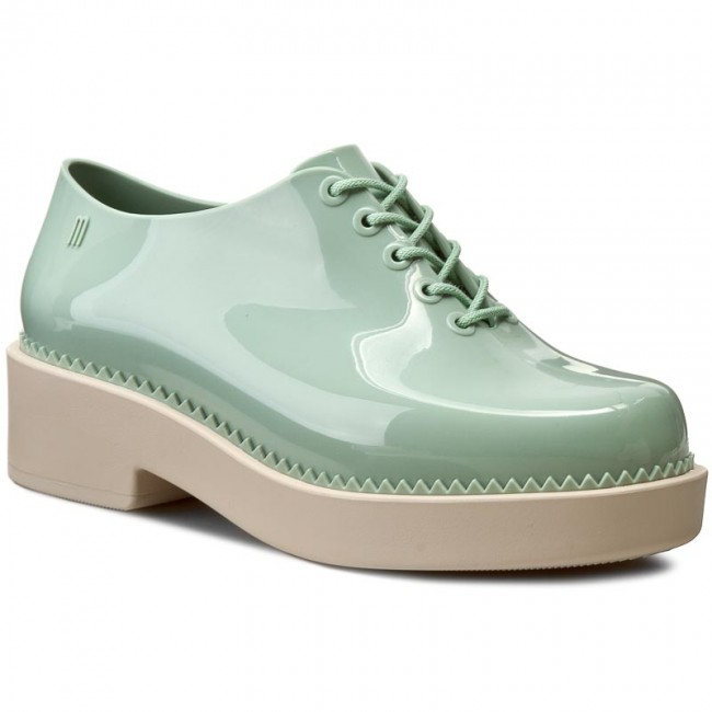 Shoes MELISSA - Grunge Ad 31773 Beihe/Green 51994