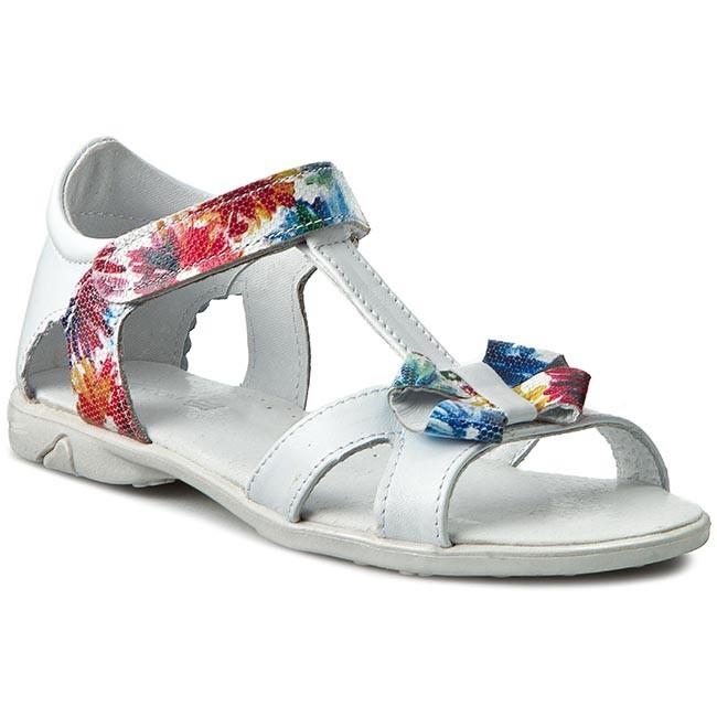 Sandals KORNECKI - 03984 W/Bialy/S