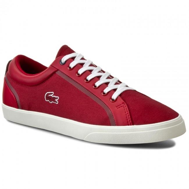 Shoes LACOSTE - Lenglen 216 1 Spm 7-31SPM0113047 Red