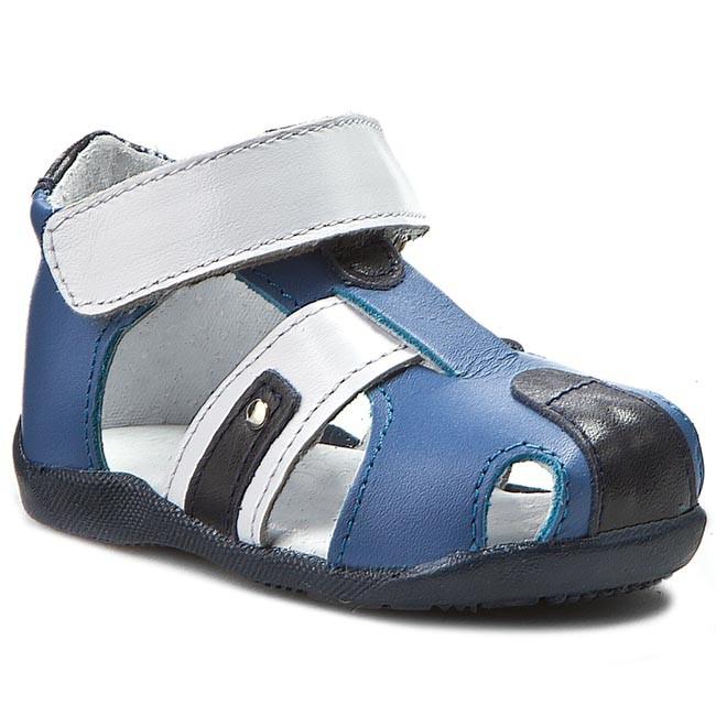 Sandals KORNECKI - 03143 N/Błękit/S