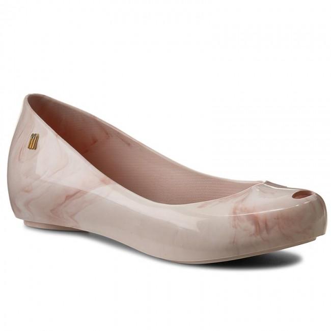 Flats MELISSA - Melissa Ultragirl XII Ad 31868 Pink Marble 51440