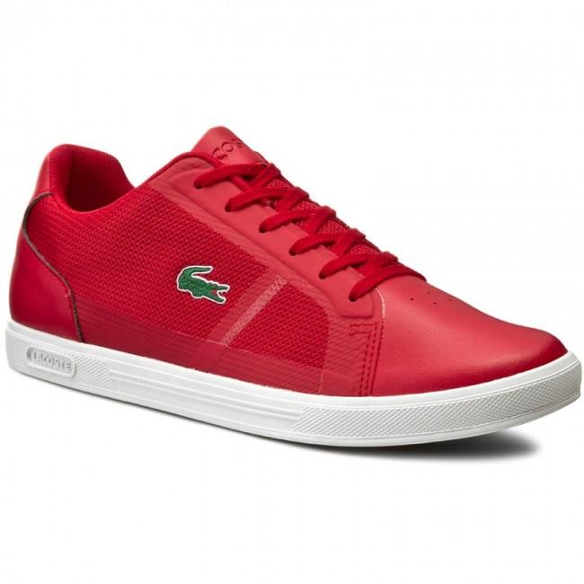 Shoes LACOSTE - Strideur 216 1 Spm 7-31SPM0058047 Red