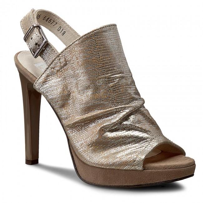Sandals NESSI - 79606 Tejus Beż