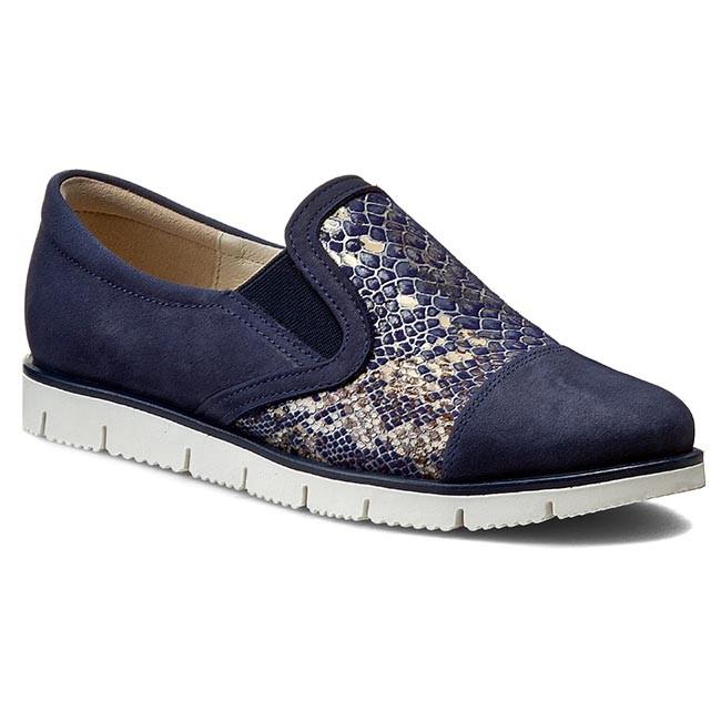Shoes BALDACCINI - 713500-A Samuel Gra/Kroks Gra