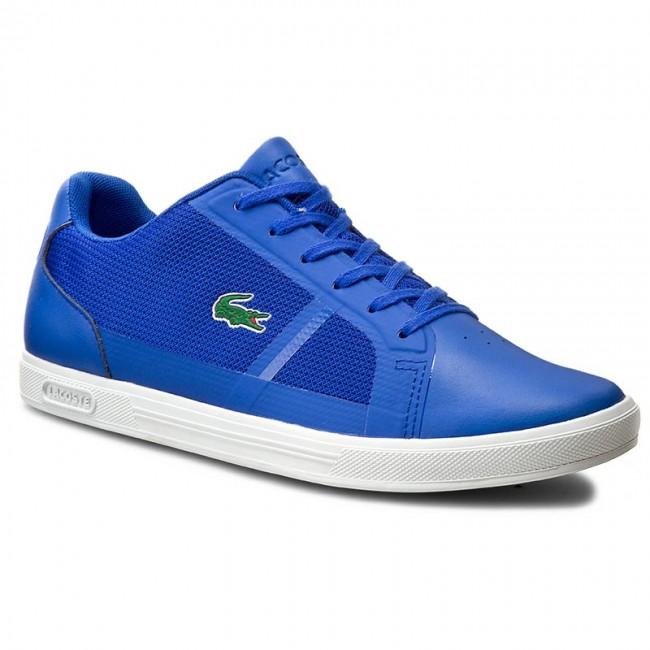 Shoes LACOSTE - Strideur 216 1 Spm 7-31SPM0058125 Blu