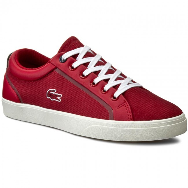 Sneakers LACOSTE - Lenglen 216 1 SPW 7-31SPW0088047 Red