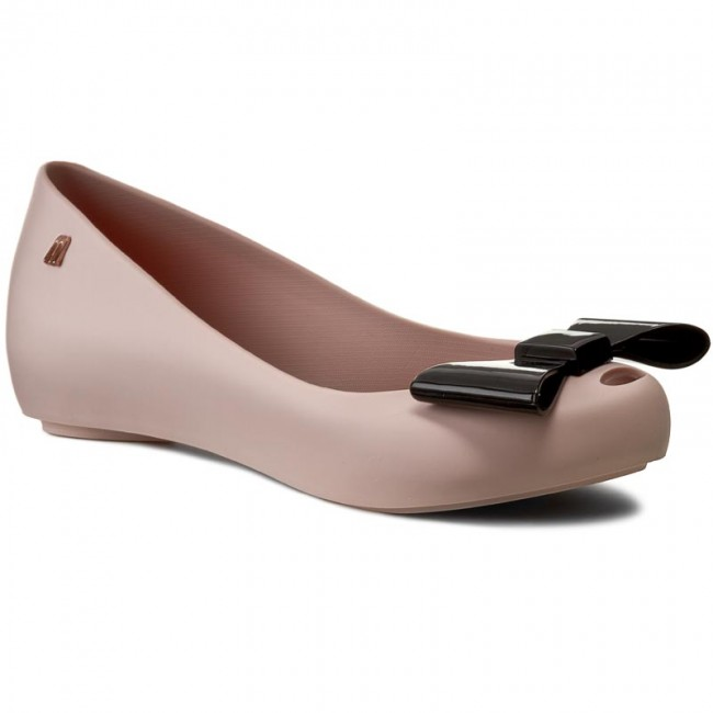 Flats MELISSA - Ultragirl + Alice No P 31872 Light Pink 01276
