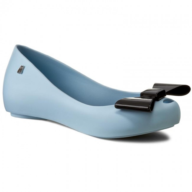 Flats MELISSA - Ultragirl Alice No P 31872 Frosted Bluen 01484