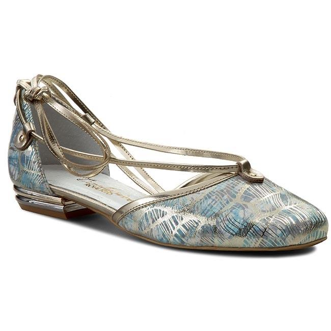 Shoes ROBERTO - 497 Dna Turkus