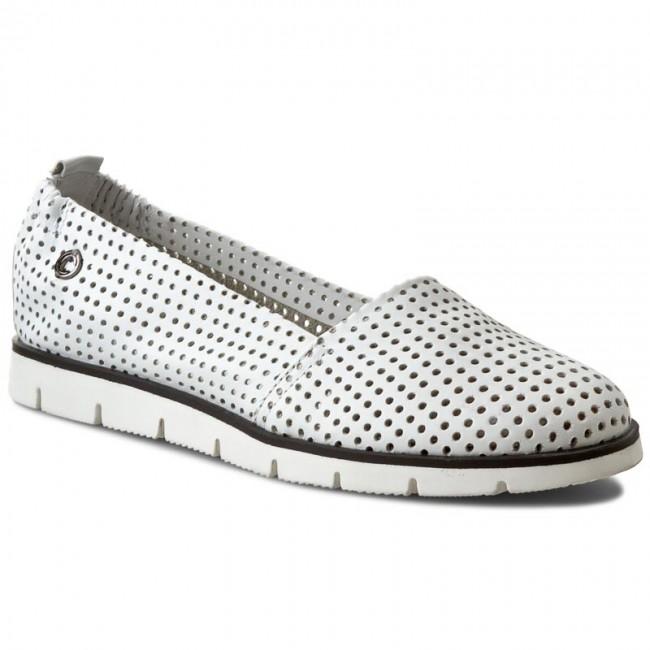 Shoes CARINII - B3210M Primavera Bianco