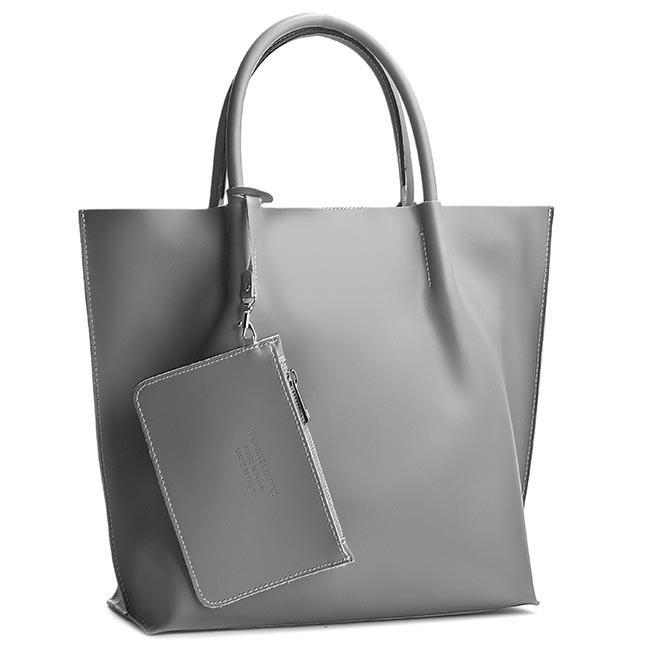 Handbag CREOLE - RBI1214 Grey
