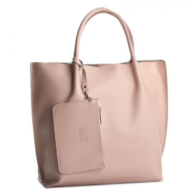 Handbag CREOLE - RBI1214 Jasny Róż