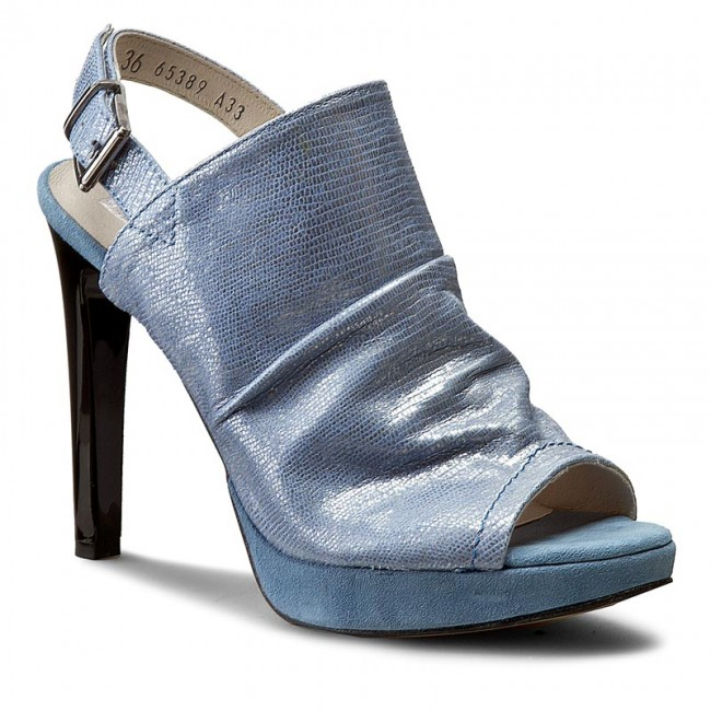 Sandals NESSI - 79606 Tejus Niebieski
