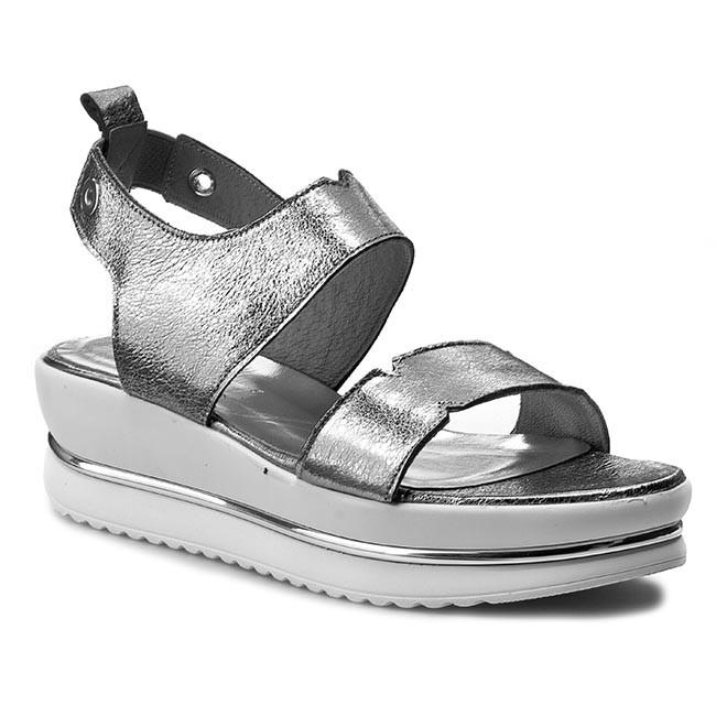 Sandals KARINO - 1857/078-P Silver