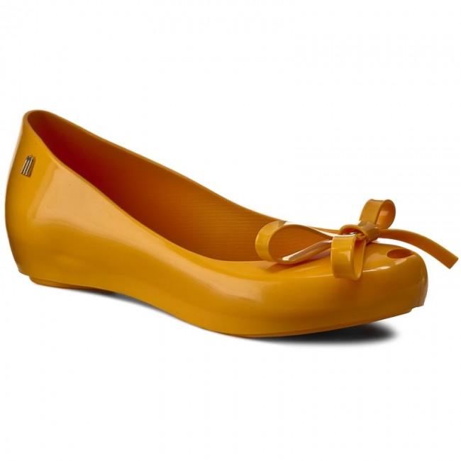 Flats MELISSA - Melissa Ultragirl Bow Ad 31784 Yellow 01638