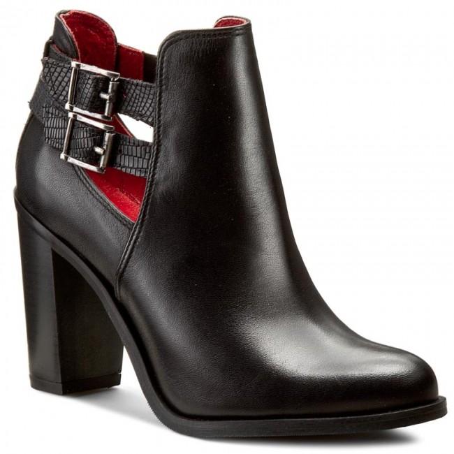 Boots CARINII - B3343 Sandro 04/Tintoretto Lucer Tag Nero