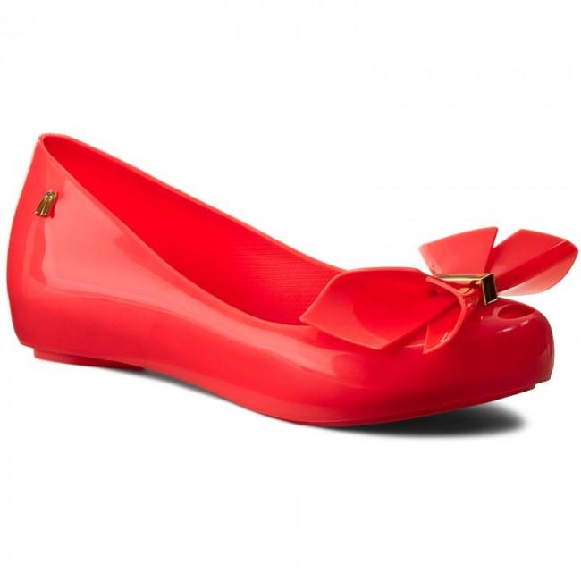 Flats MELISSA - Ultragirl Sweet XI Ad 31923  Neon Orange 06713