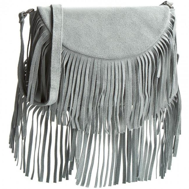Handbag CREOLE - RBI10155 Jasny Szary