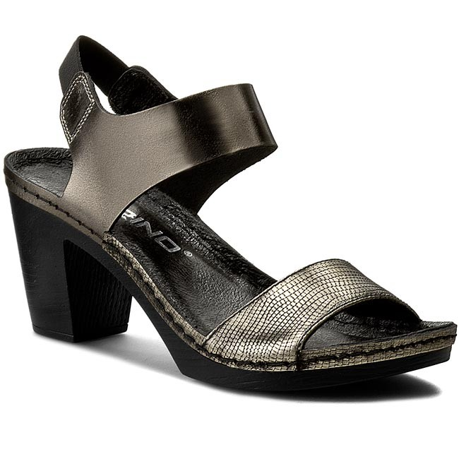 Sandals KARINO - 1706/103-P Black Gold
