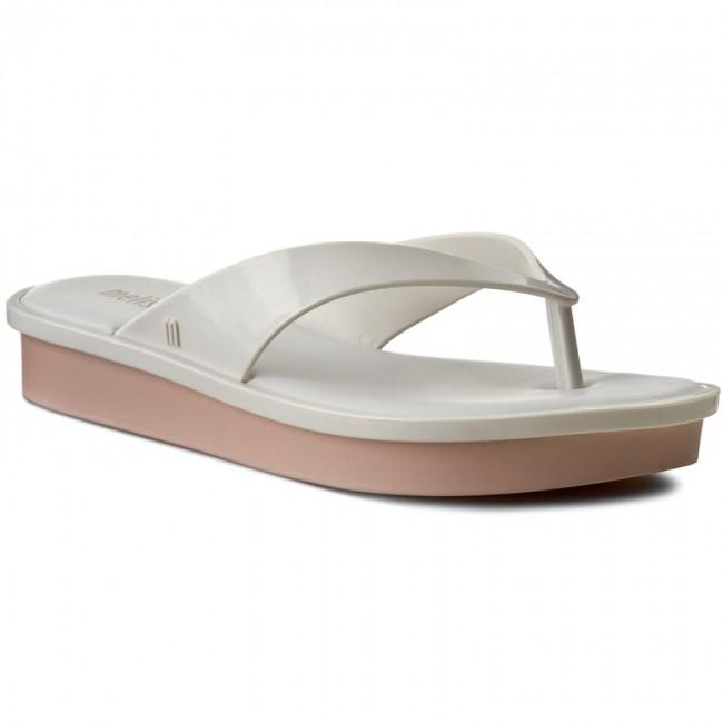 Slides MELISSA - New High Ad 31768 White/Pink 50482