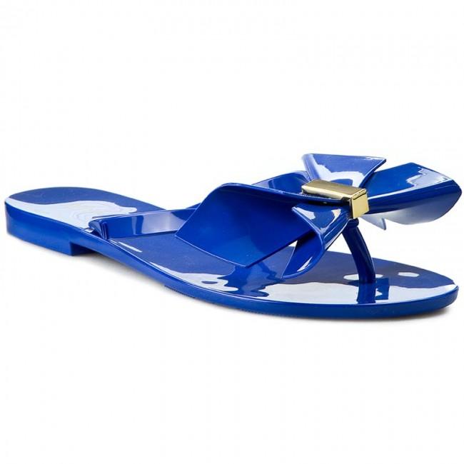 Slides MELISSA - Melissa Harmonic Bow II Ad 31834 Blue 01365