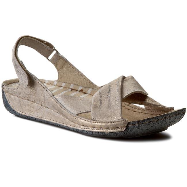 Sandals CARINII - B1122 Dave Met. 6715