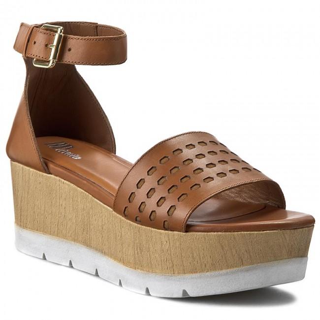 Sandals BRUNO PREMI - BY BPRIVATE Softy E1304X Cuoio