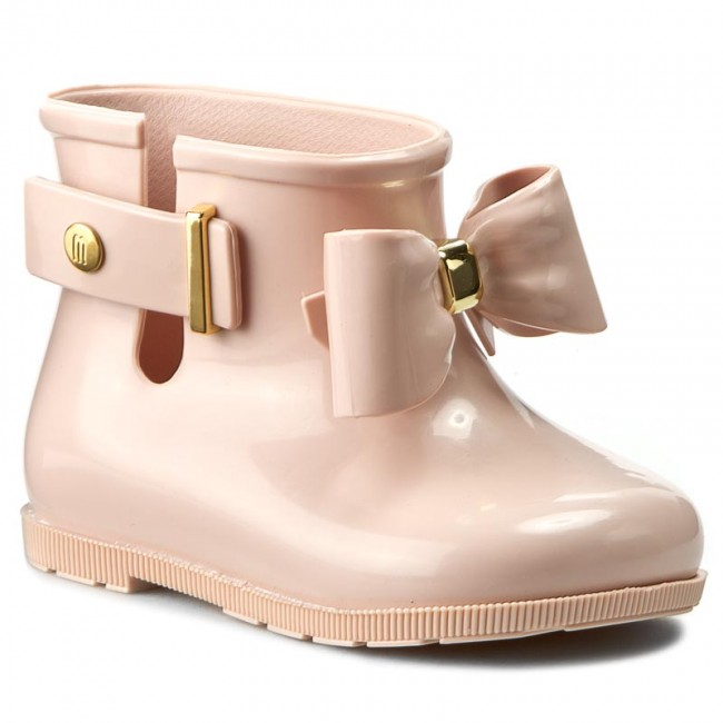 Wellingtons MELISSA - Mini Melissa Sugar Rain Bow Bb 31815 Light Pink 01276