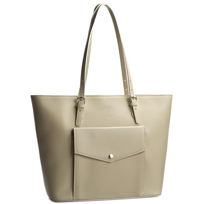 Handbag CREOLE - K10240 Jasny Beż
