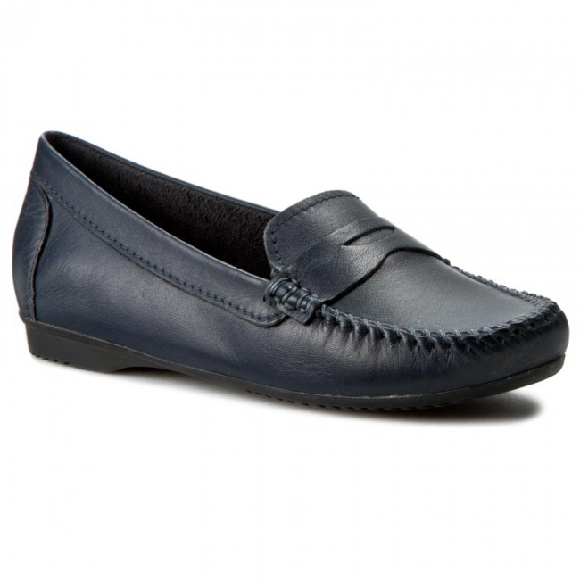 Moccasins MARCO TOZZI - 2-24238-26 Navy Antic 892