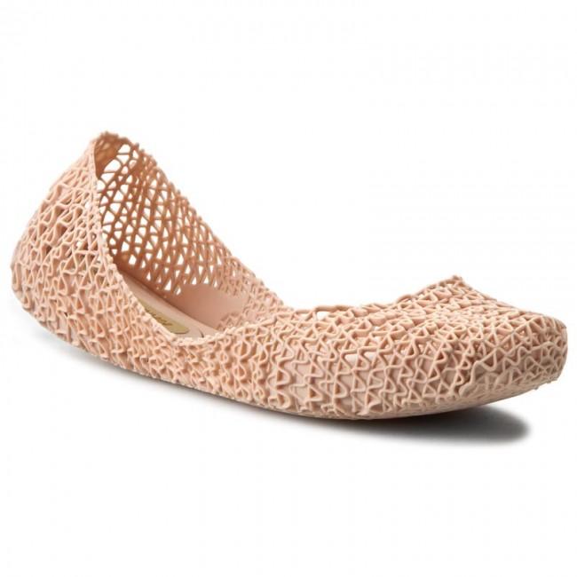 Flats MELISSA - Campana Papel VII Ad 31512 Lihgt Pink 01276