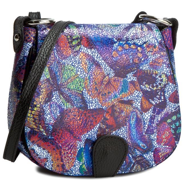 Handbag CREOLE - RBI046 Motyl Ciemny/Czarny