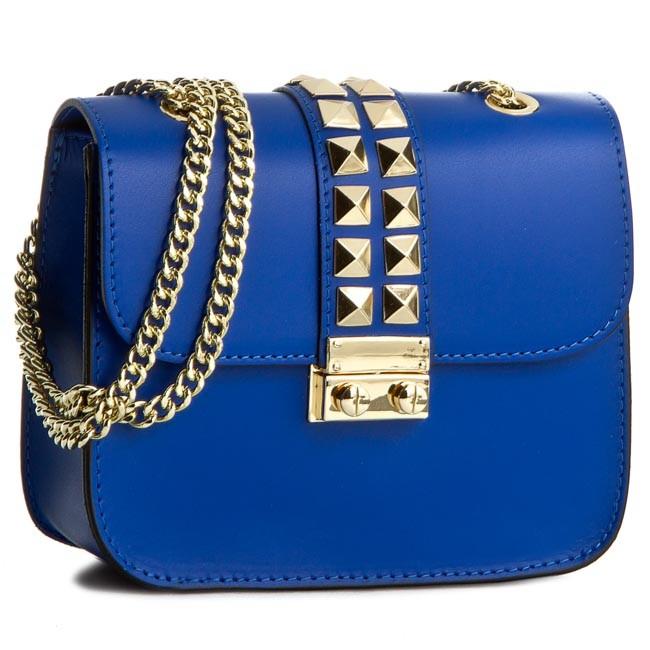 Handbag CREOLE - K10241 Niebieski