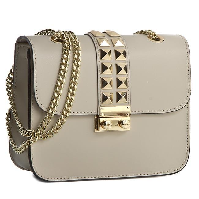 Handbag CREOLE - K10241 Jasny Beż
