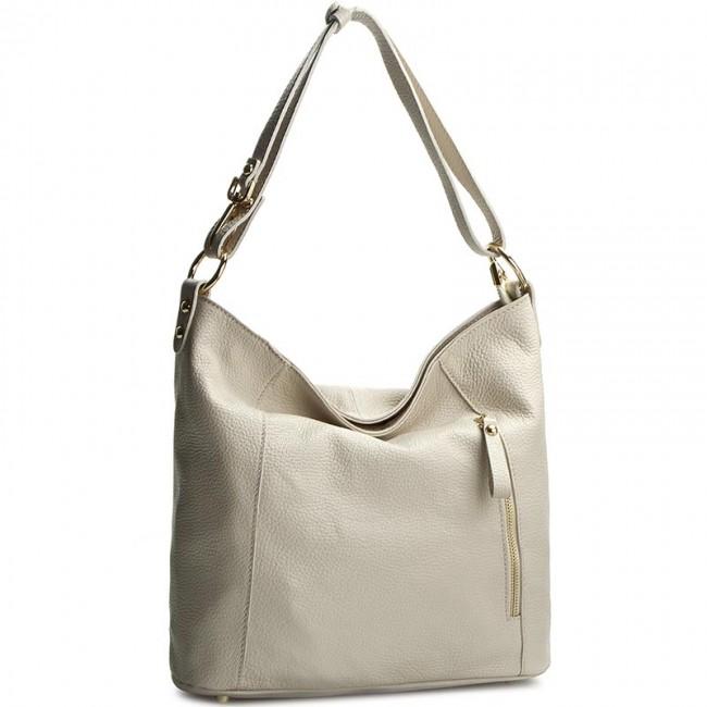 Handbag CREOLE - RBI10150 Jasny Beż
