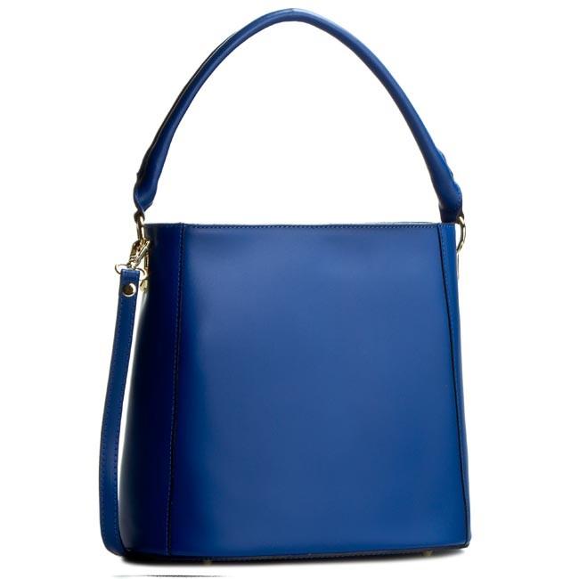 Handbag CREOLE - K10242 Niebieski