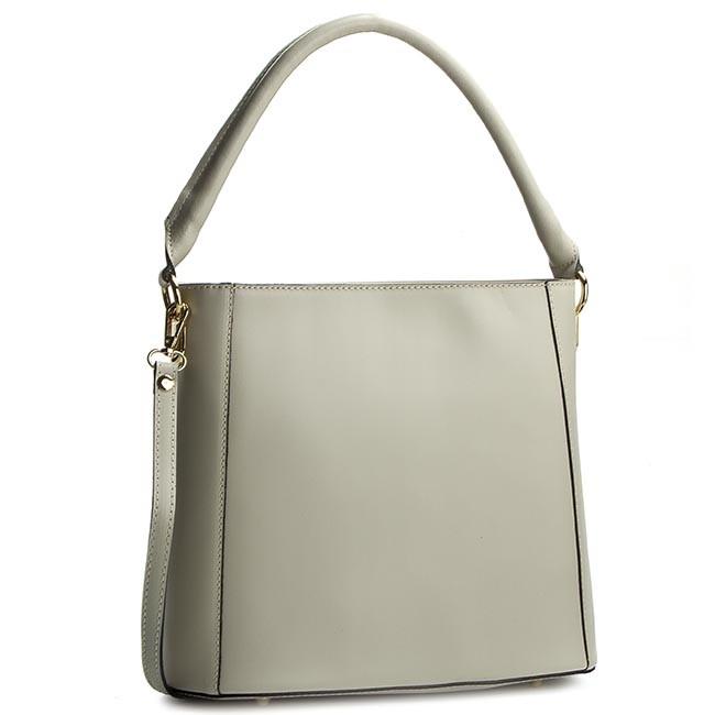 Handbag CREOLE - K10242 Kremowy