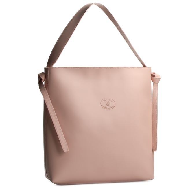 Handbag CREOLE - K10243 Różowy