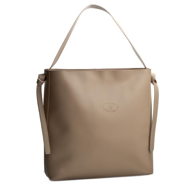 Handbag CREOLE - K10243  Pudrowy Róż