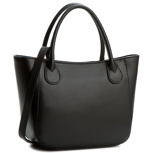Handbag CREOLE - K10244 Czarny